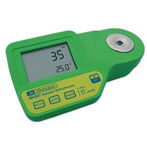 Milwaukee Digital Refractometer available at Marine Fish Shop